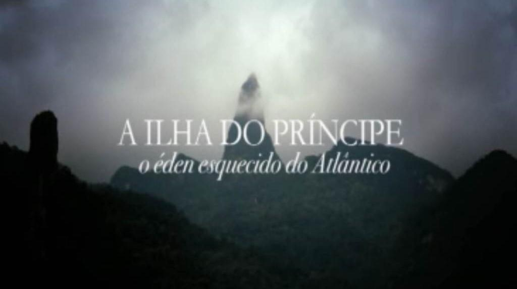 A Ilha do Pr�ncipe - O �den Esquecido do Atl�ntico