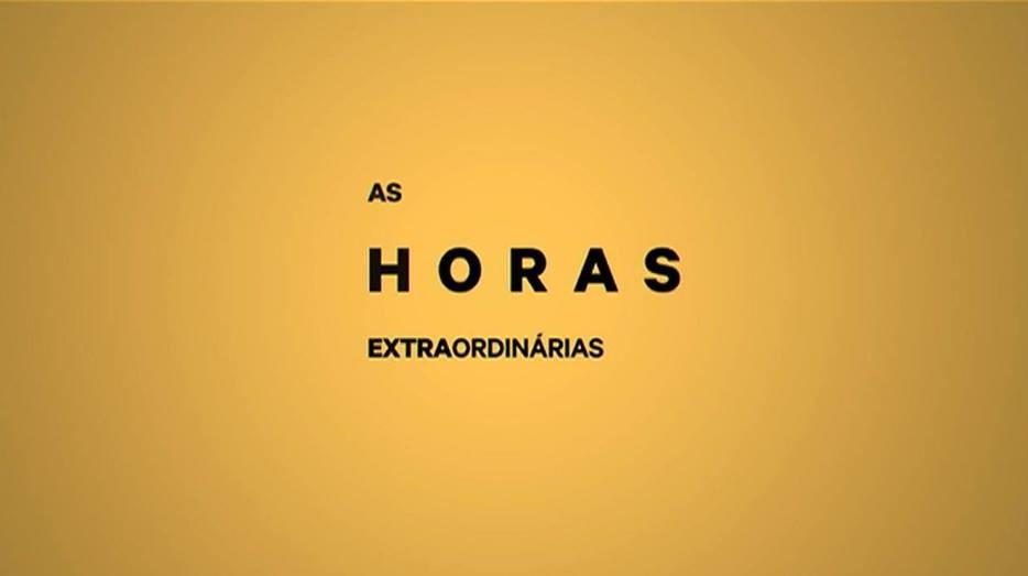 As Horas Extraordin�rias