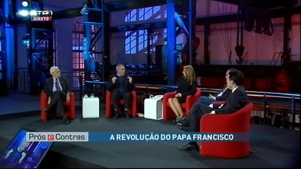 A Revolu��o do Papa Francisco...