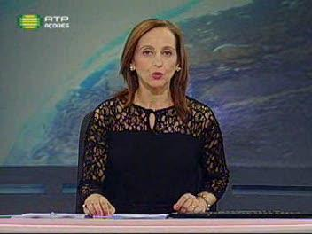 Aceda ao último episódio do Telejornal - A�ores