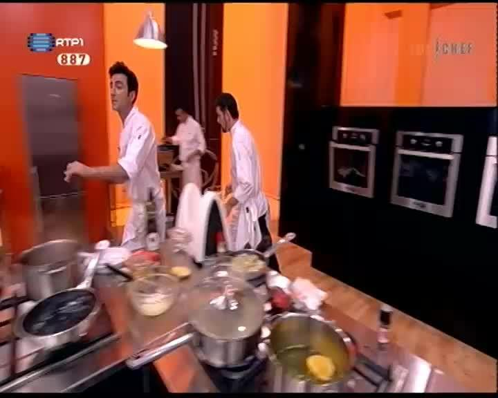 Aceda ao último episódio do Top Chef