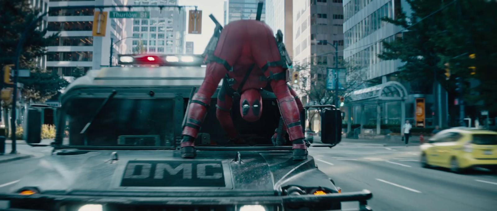 Deadpool 2 recupera liderança do box office mundial