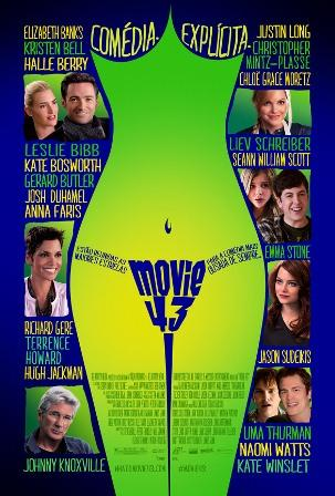 Com�dia Expl�cita - Movie 43