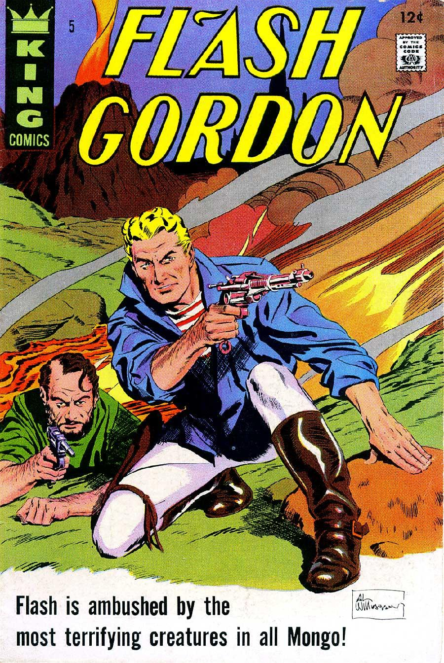 Flash Gordon regressa ao cinema