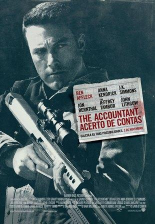Antestreia: The Accountant - Acerto de Contas