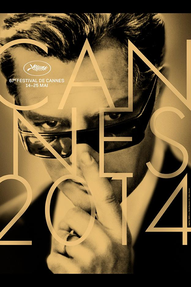 O cartaz de Cannes 2014