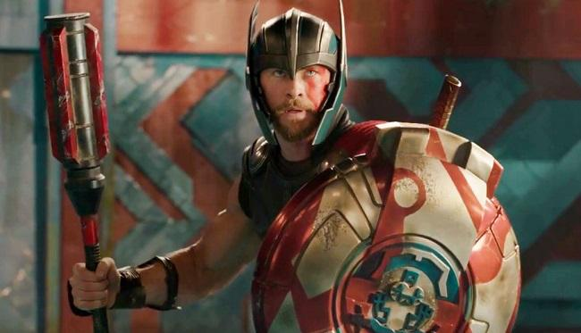 Thor: Ragnarok segue na frente do box office mundial