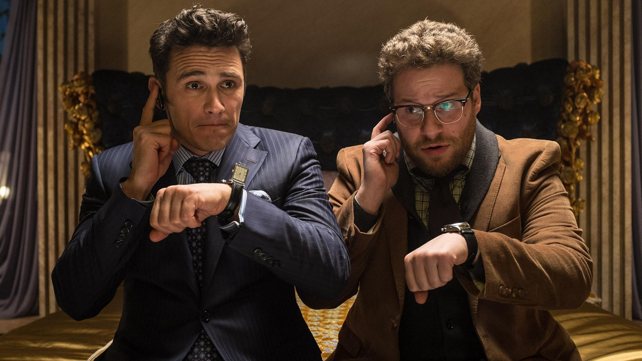 Sony decide estrear The Interview com apoio da Casa Branca