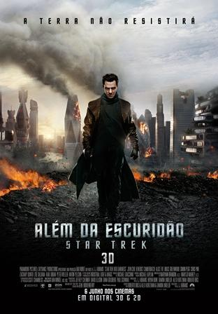 Al�m da Escurid�o: Star Trek (3D)