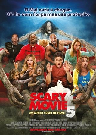 Scary Movie 5: Um M�tico Susto de Filme