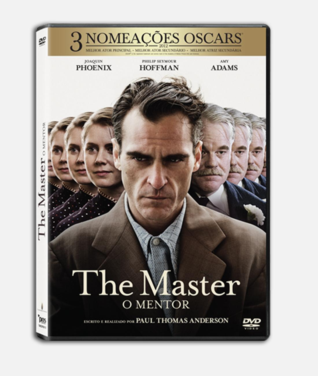 Ganha o dvd The Master - O Mentor