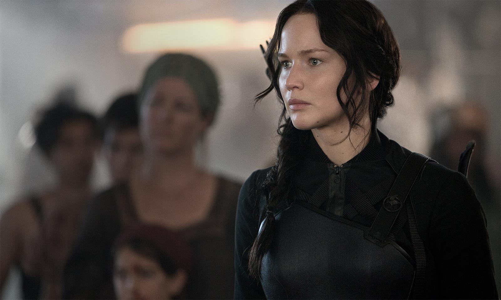 Jennifer Lawrence regressa como Katniss