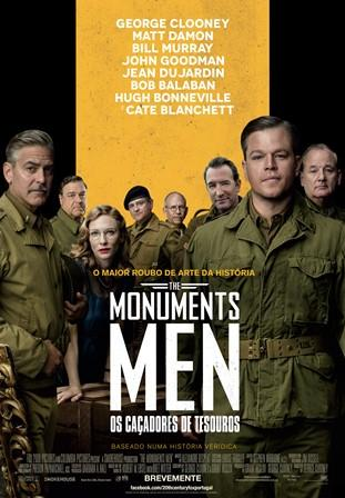 The Monuments Men - Ca�adores de Tesouros