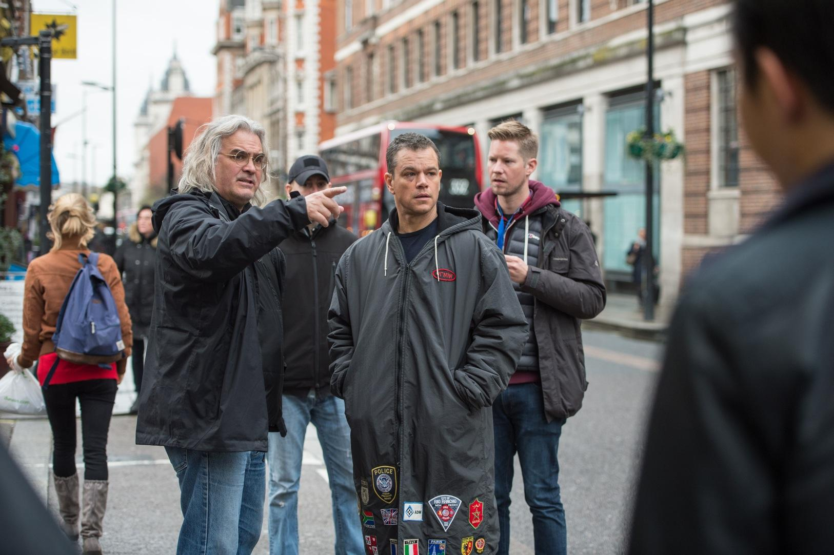 Jason Bourne suscita protestos na China