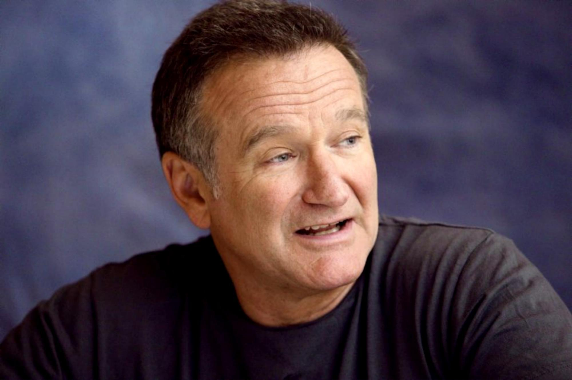 Robin Williams comete suic�dio