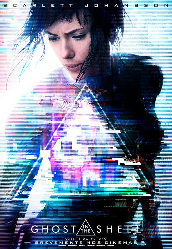 Ghost in the Shell: Agente do Futuro