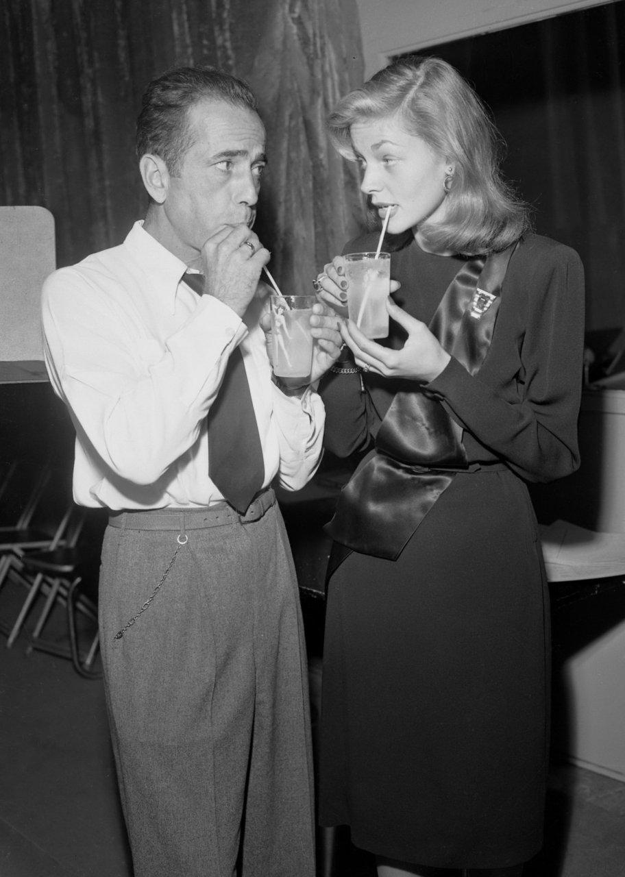 Bacall, Bogart & Hollywood