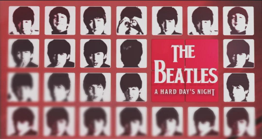 RTP2 - A Hard Day`s Night - 50 anos