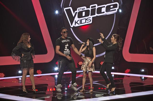 Play - The Voice Kids - Estreia