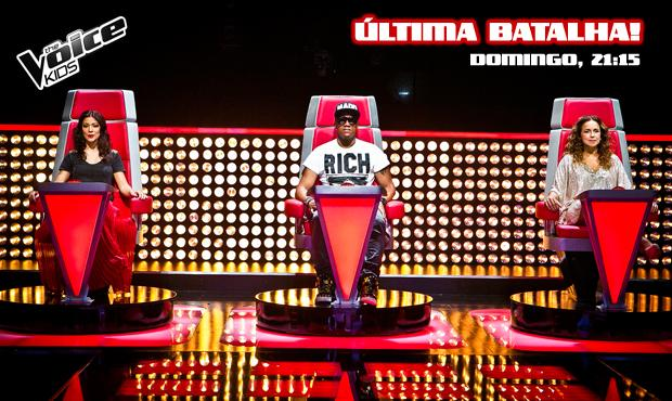The Voice Kids - �ltima Batalha