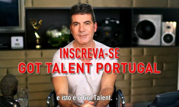 Got Talent Portugal - Inscreva-se!