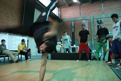Movimento no Eurobattle