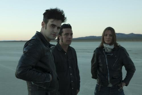 Black Rebel Motorcycle Club e Miss Lava