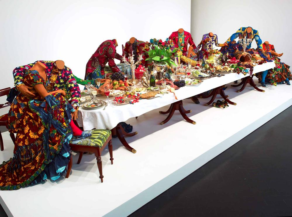 Yinka Shonibare, MBE: POP! - Stephen Friedman Gallery
