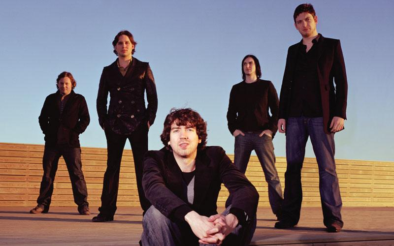 Snow Patrol - Take Back The Cities Tour
