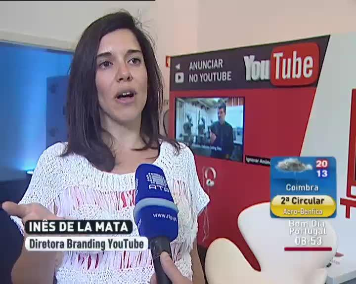 Google lan�a vers�o portuguesa do YouTube