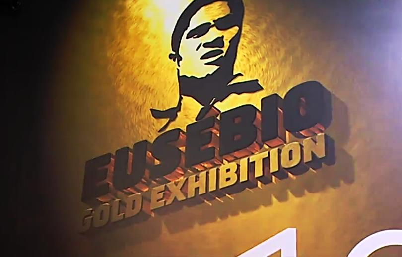 Eus�bio Gold Exhibition