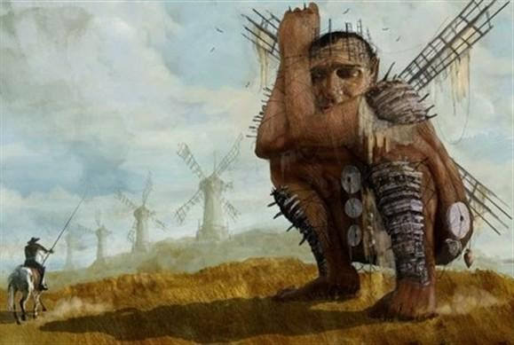 Paulo Branco produz The Man Who Killed Don Quixote de Terry Gilliam