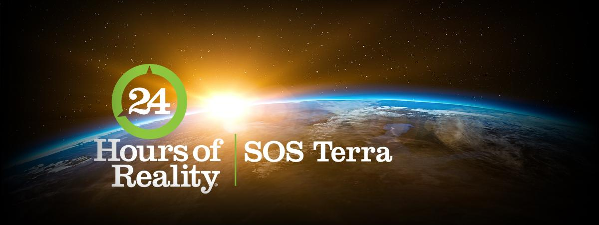 SOS Terra - 24 Hours of Climate Reality