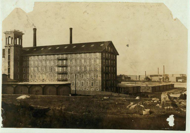 Community: Migration and Mill Work in Industrial New England – Conference
