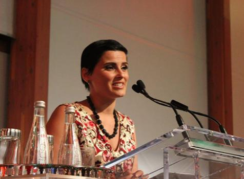 """I never felt like I was only Portuguese, or only Canadian"" Nelly Furtado"