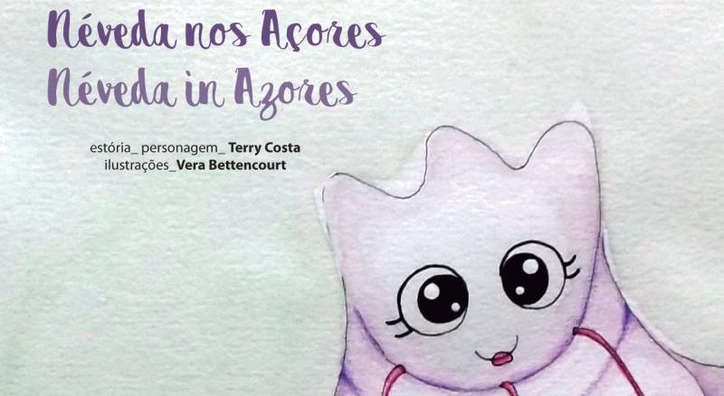 Nancy Matos - A new book from the Azores is touching hearts around the world