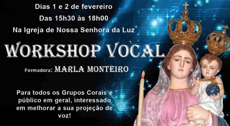 Workshop vocal