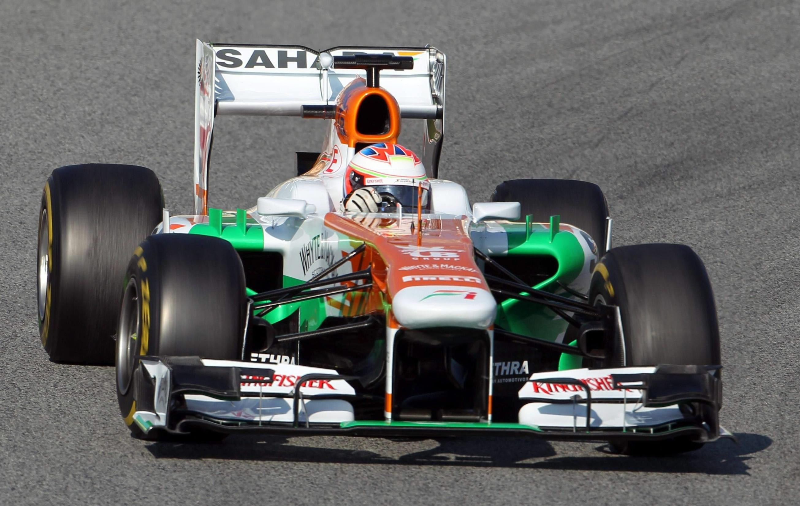 Paul Di Resta integra a equipa da Williams