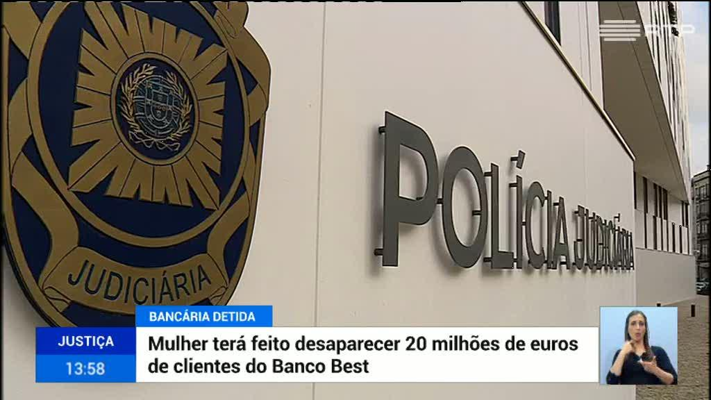 Pa�s - Funcion�ria do Banco Best detida por alegada burla e falsifica��o de documentos