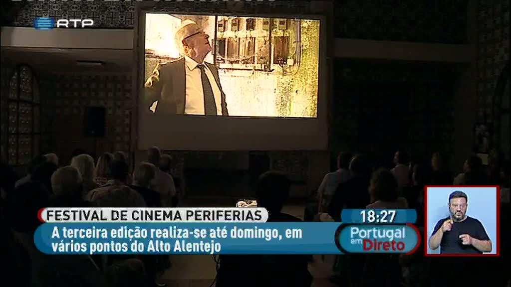 Festival Periferias leva cinema �s zonas rurais do Alto Alentejo