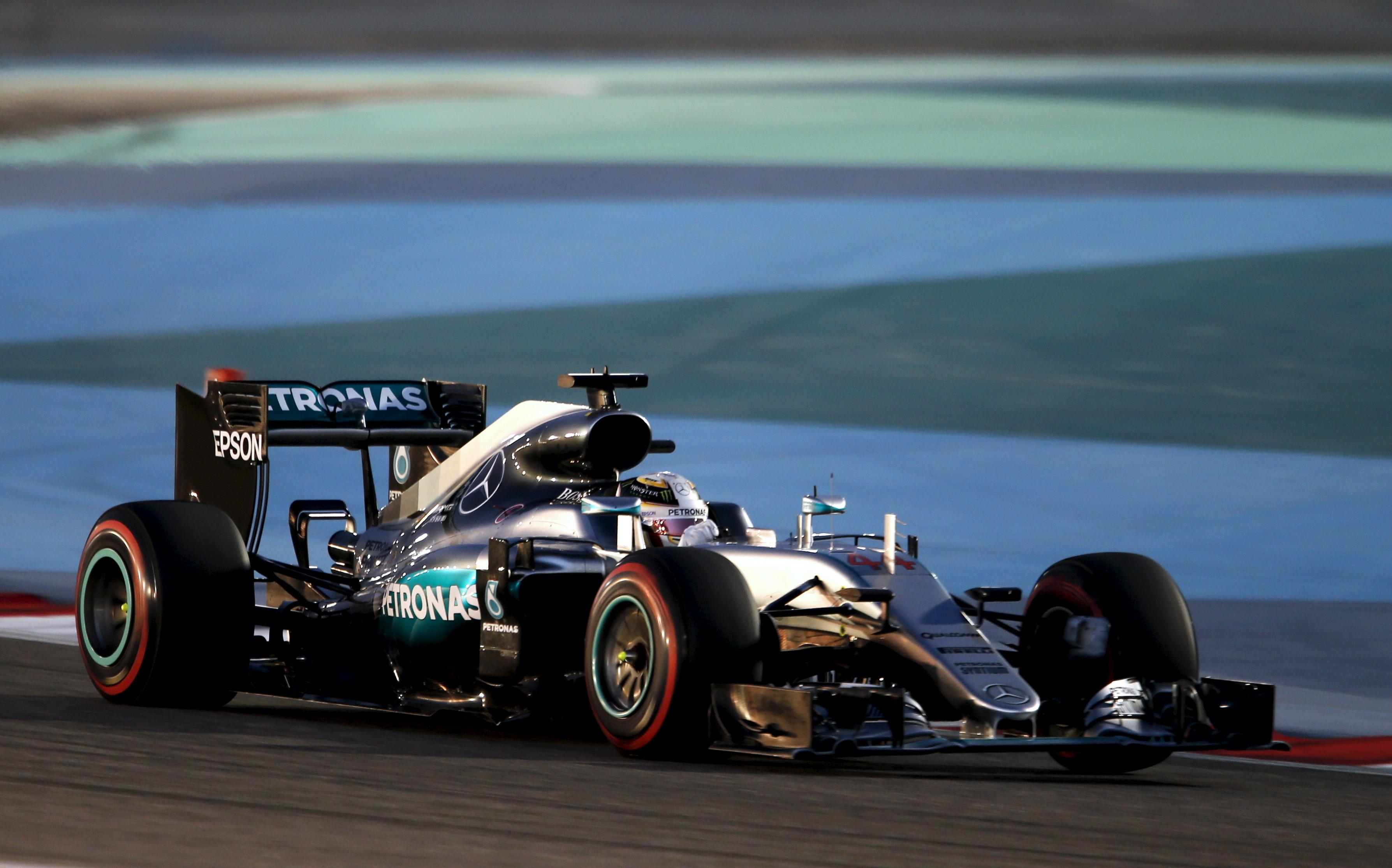 GP do Bahrain: A Pole Sexy de Hamilton