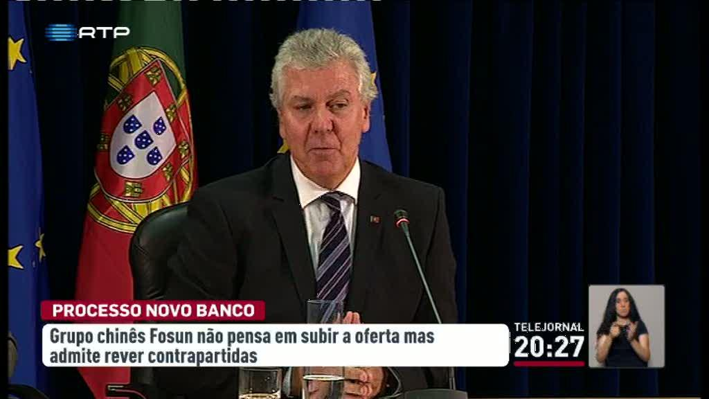 Privatiza��o do Novo Banco pode custar cara ao contribuinte