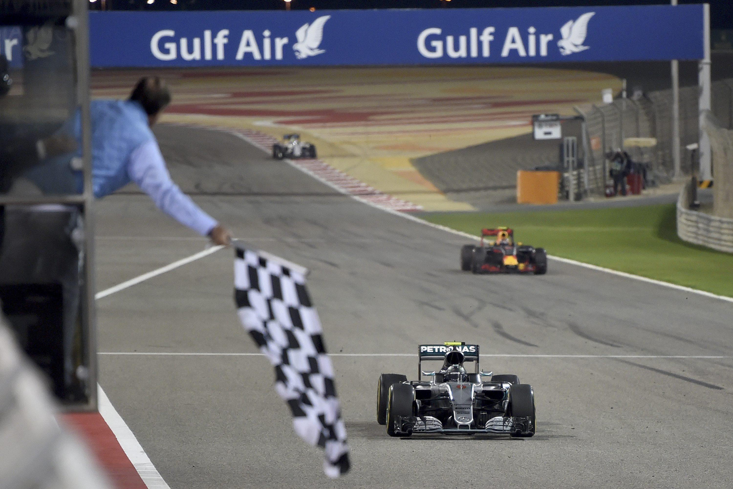 GP do Bahrain: Rosberg Vence no Deserto