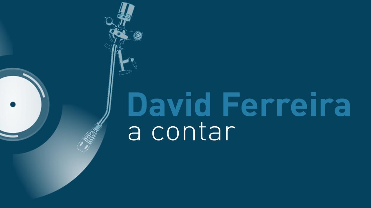 David Ferreira a contar