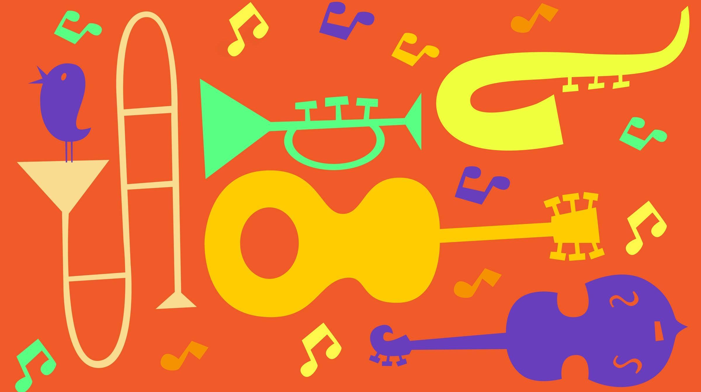Carnaval de Cuba à moda do Jazz