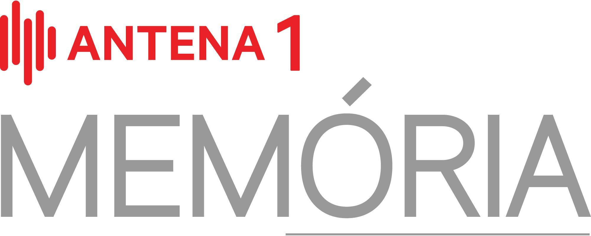 Logotipo Antena1 Memória