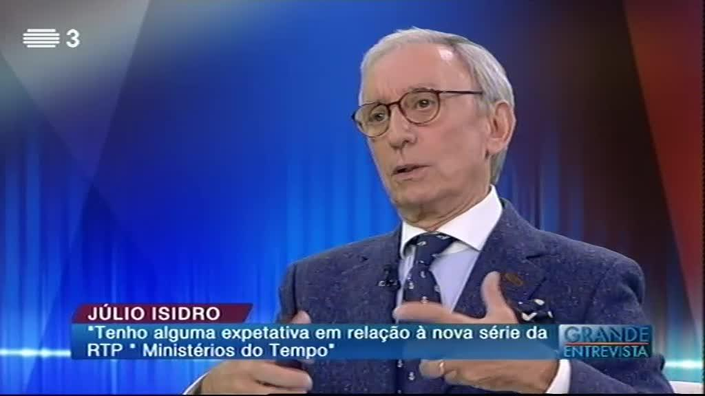Júlio Isidro...