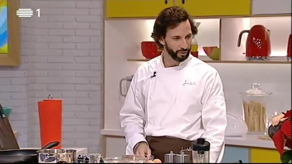 Alexandra Lencastre, Chef José Avill...