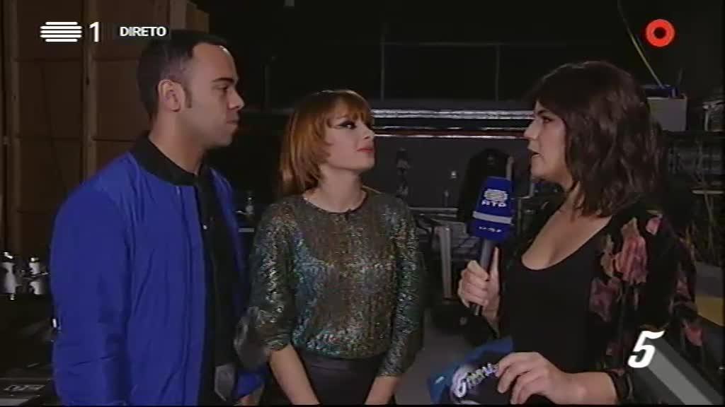São José Correia, Marisa Liz e Rui M...