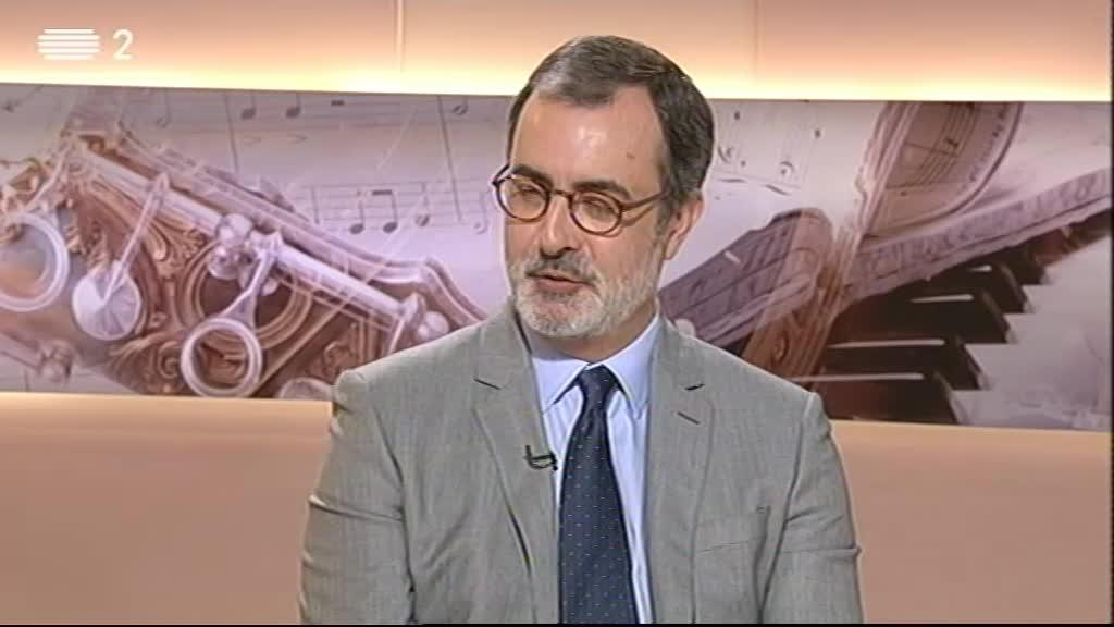 Convidados: Frederico Lourenço, Mati...